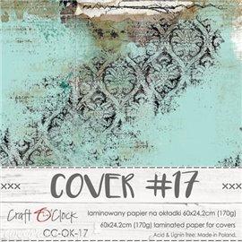 Couverture album scrapbooking Craft O Clock   60x24cm