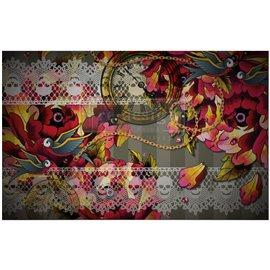 Papier de murier mulberry decoupage Redesign CECE Ink & Lace 48x76cm