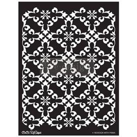 Pochoir décoratif Redesign Gothic Trellis Collection CECE 45x65cm