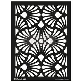Pochoir décoratif Redesign Modern Deco Collection CECE 45x65cm