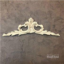 Moulure Woodubend Fronton 41x10.8cms