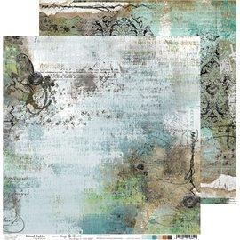 Papier scrapbooking Craft O Clock Hazy Street 05 - 30x30 réversible