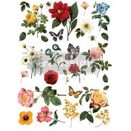 Transfert pelliculable Maisie & Willow Majestic Garden 40x58