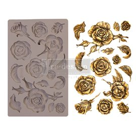 Moule ReDesign en silicone Fragrant Roses