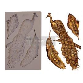 Moule ReDesign en silicone Regal Peacock