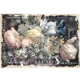 Décor papier tissu mulberry Redesign Bridgette 48x76cm