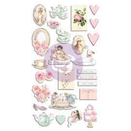 Puffy Stickers With Love Collection