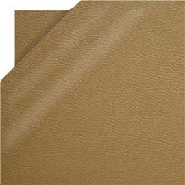 Papier simili cuir pellana beige 50x70cm