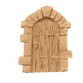 Moulure décorative 1 Porte à gauche 14x17,5cm