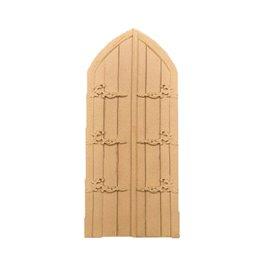 Moulure décorative 1 Porte 8x18,5cm