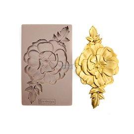 Moule ReDesign en silicone In Bloom fleur - Derniers exemplaires