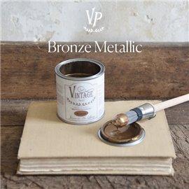 Peinture Vintage Paint métallique bronze 200ml