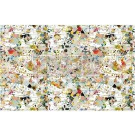 Papier de Murier Mulberry Decoupage Decor Tissue Paper Flower Bed Redesign 48x76cm