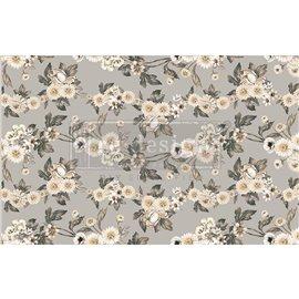 Papier de Murier Mulberry Decoupage Decor Tissue Paper Vintage Wallpaper Redesign 48x76cm