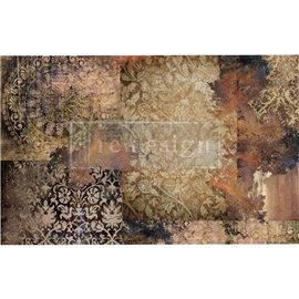 Papier de Murier Mulberry Decoupage Decor Tissue Paper Gothic Rhapsody Redesign 48x76cm