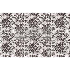 Papier de Murier Mulberry Decoupage Decor Tissue Paper Evening Damask Redesign 48x76cm
