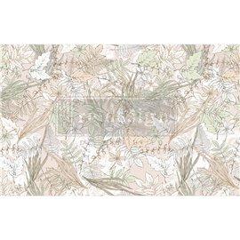 Papier de Murier Mulberry Decoupage Decor Tissue Paper Tranquil Autumn Redesign 48x76cm