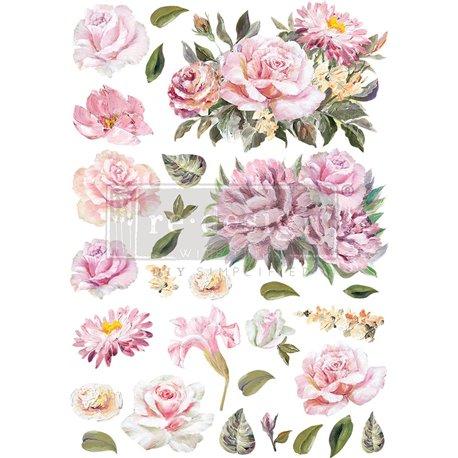 Transfert pelliculable Redesign Rose Quartz 61x89cm