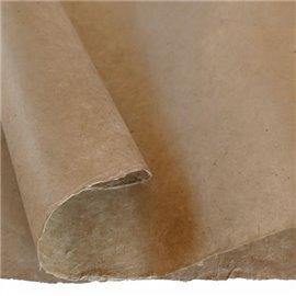 Papier népalais lokta lamaLi noisette