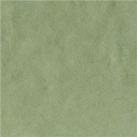 Papier népalais lokta Lamali vert grisé clair