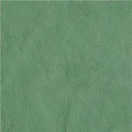 Papier népalais lokta Lamali vert grisé foncé