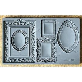 Moule décoratif IOD en silicone Frame cadres