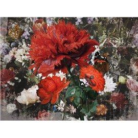 Transfert pelliculable Hokus Pokus Flower Melody Decor Weave