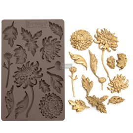 Moule ReDesign en silicone Botanist Floral