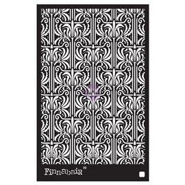 Pochoir décoratif Finnabair Iris Tapestry 15X22cm