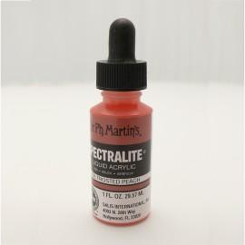 Encre acrylique Spectralite métallique peach