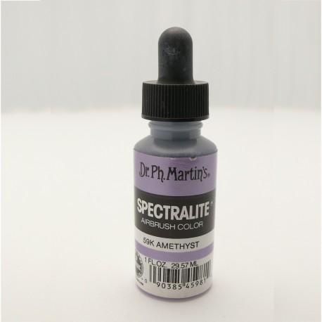 Encre acrylique Spectralite métallique améthyste