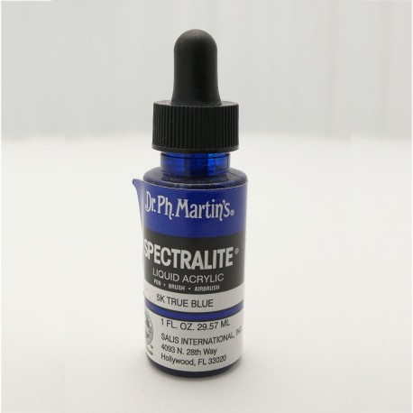 Encre acrylique Spectralite true blue