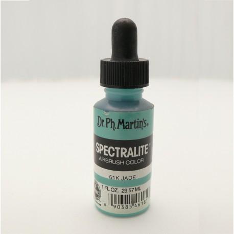 Encre acrylique Spectralite métallique jade