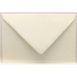 Enveloppe faire part rectangle vergé crème 12x18cm à l'unité