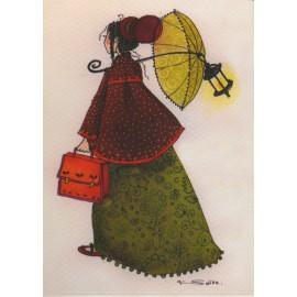 Carte postale Anne Soline Appoline
