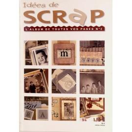 Magazine Idées de scrap album de scrapbooking n°2