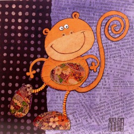 Carte postale Dahan coco