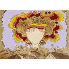 Carte postale Bismuth anita