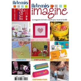 Magazine Artemio Imagine n°15 avril mai juin 2011
