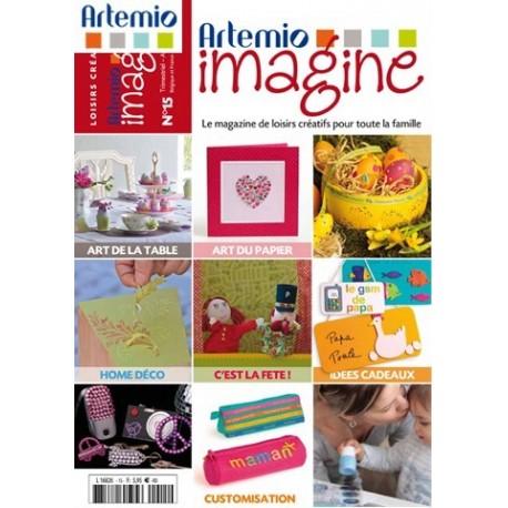 Magazine Artemio Imagine n°15 avril mai juin 2011