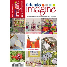 Magazine Artemio Imagine n°16 juil aout sept 2011