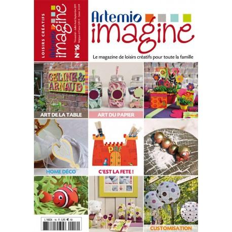 Magazine Artemio Imagine n°16 juil aout sept 2011