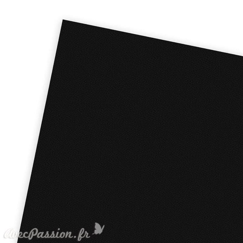encadrement loisirs cr atifs papier uni noir achat vente. Black Bedroom Furniture Sets. Home Design Ideas