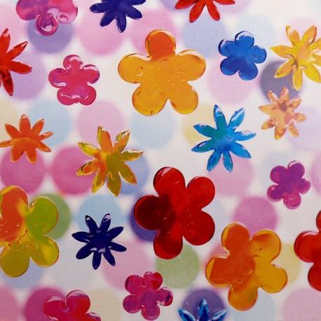 Carte postale fleurs Howard Shooter Star Jelly