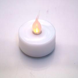 Lampe à led imitation bougie chauffe plat