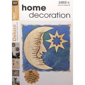 Livre home deco 55 Deluxe création avec des feuilles métal