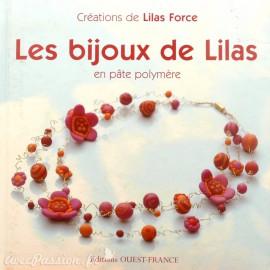 Livre créations bijoux les bijoux de lilas