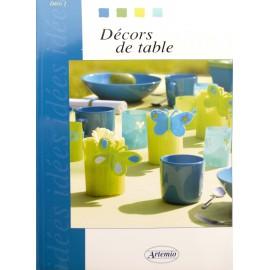 Livre Artemio décors de table