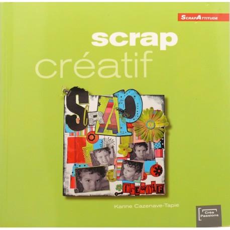 Livre scrapbooking créatif créa passions