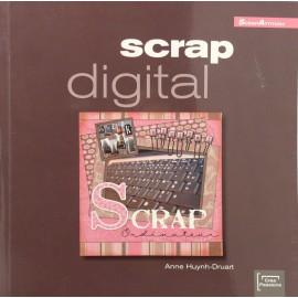 Livre scrapbooking digital créa passions